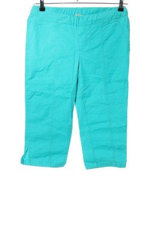 Street One 3/4-Hose blau Casual-Look