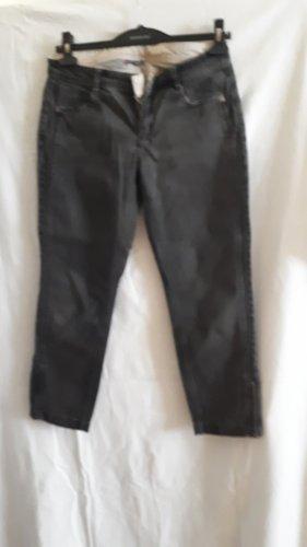 Street One 7/8-jeans donkergrijs