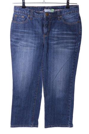 Street One 3/4 Jeans blau Casual-Look