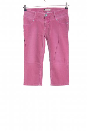 Street One 3/4 Length Jeans pink casual look