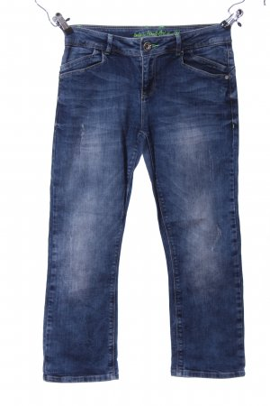 Street One 3/4-jeans blauw casual uitstraling