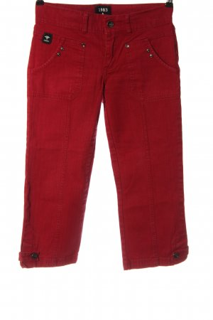 Street One 3/4 Length Jeans red casual look