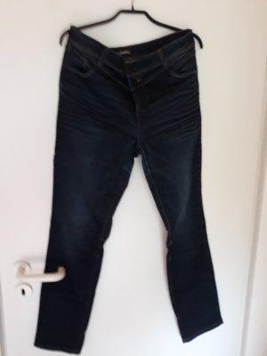Street One Jeans stretch bleu foncé