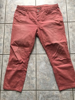 Street One 7/8 Length Trousers bright red-red