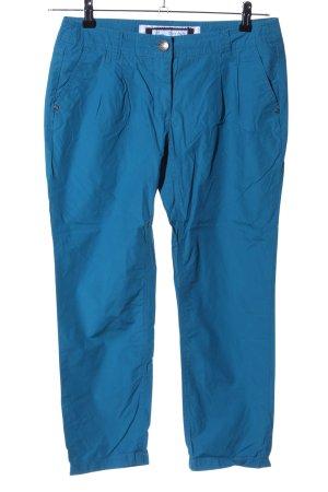Street One 7/8-Hose blau Casual-Look