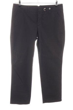 Street One 7/8-broek zwart casual uitstraling
