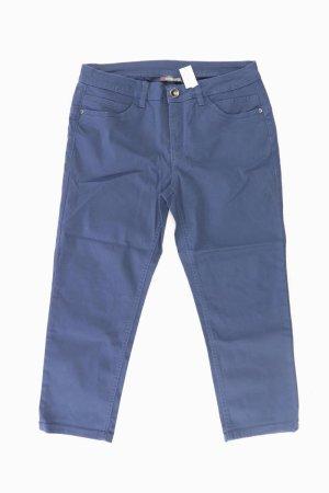 Street One 7/8 Length Trousers blue-neon blue-dark blue-azure