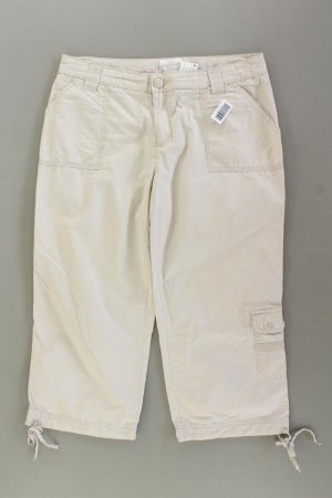 Street One 7/8 Length Trousers multicolored cotton