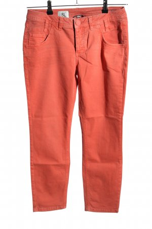 Street One 7/8 Jeans hellorange Casual-Look