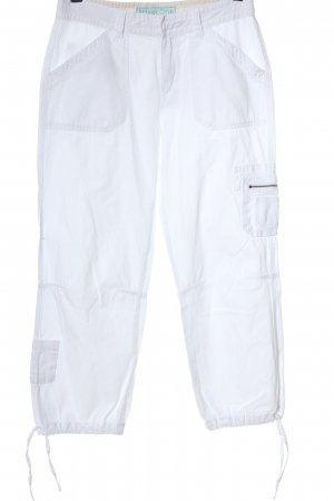 Street One 7/8 Length Jeans white casual look