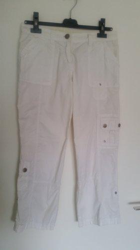 Street One 7/8 Jeans Cremeweiß
