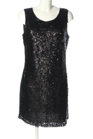 Street One A-Linien Kleid schwarz Elegant