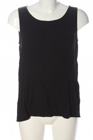 Street One Basic topje zwart casual uitstraling