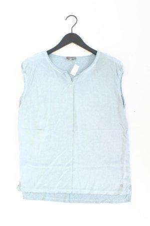Street One Ärmellose Bluse Größe 40 blau