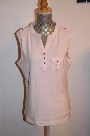 Street One ärmelloses Shirt Gr. 42