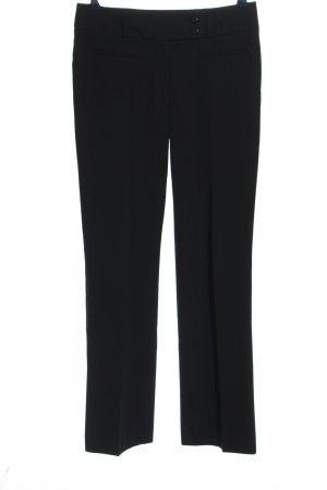 Street One Pantalone da abito nero stile professionale