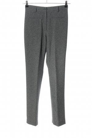 Street One Suit Trouser light grey flecked business style