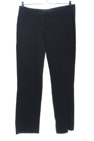 Street One Pantalon de costume noir style d'affaires