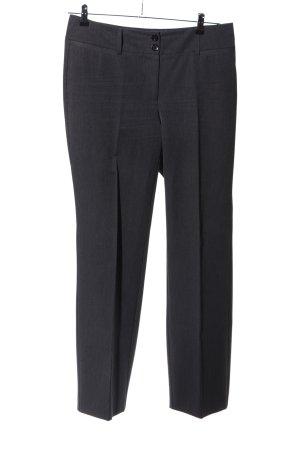 Street One Pantalon zwart zakelijke stijl