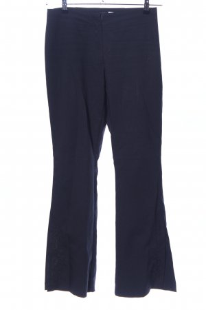 Street One Suit Trouser blue casual look