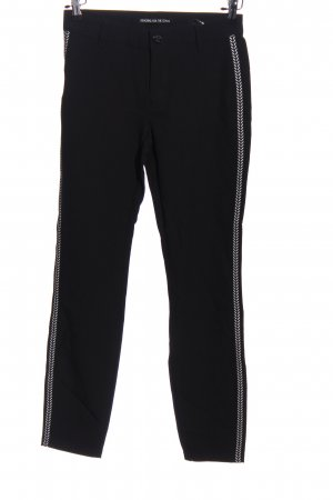 Street One Chinohose schwarz Casual-Look