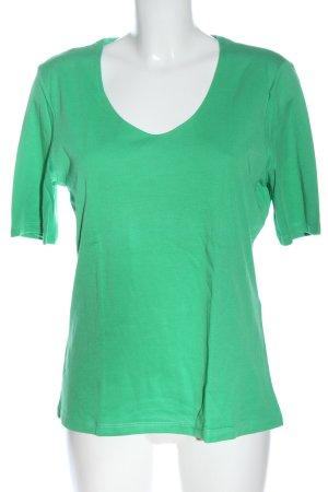 Street One Basic Shirt green casual look