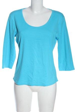Street One Koszulka basic niebieski W stylu casual