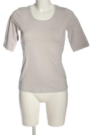 Street One Koszulka basic w kolorze białej wełny W stylu casual