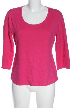 Street One Koszulka basic różowy W stylu casual