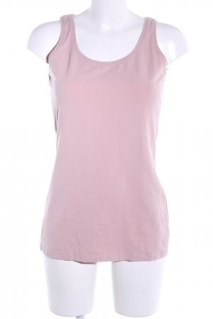 Street One Basic topje roze casual uitstraling