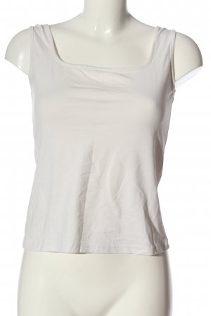 Street One Basic topje wit casual uitstraling