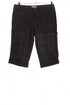 Street One Bermudas check pattern casual look