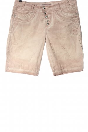 Street One Bermudas natural white casual look