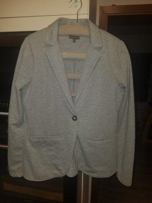 Street One Blazer en jersey gris