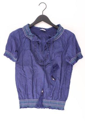 Street One Bluse blau Größe 38