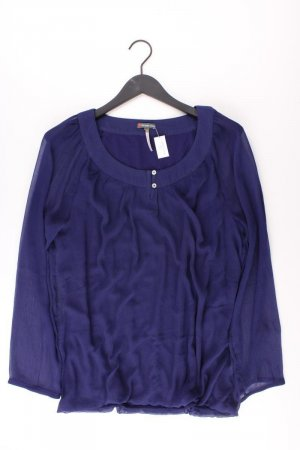 Street One Bluse blau Größe 44