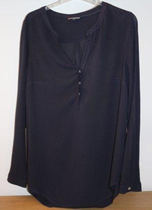 Street One Bluse in dark blue - Gr. 38 – NEU!