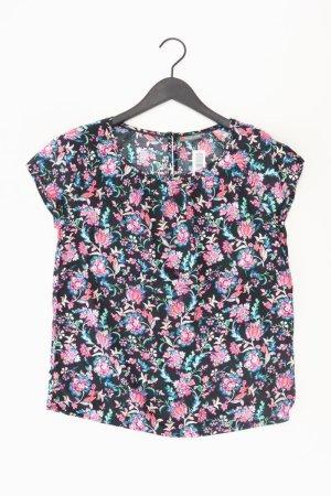 Street One Bluse mehrfarbig Blumenmuster Größe 36