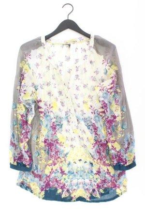 Street One Bluse mehrfarbig Blumenmuster Größe 42