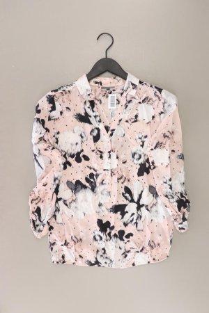 Street One Bluse pink Blumenmuster Größe 36