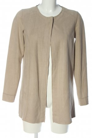 Street One Blouse Jacket cream flecked casual look