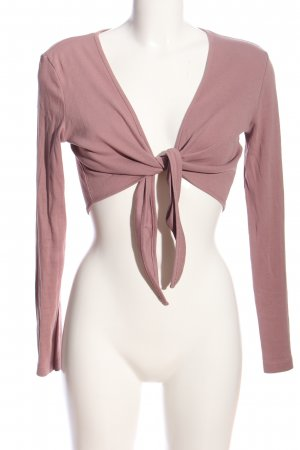 Street One Bolero lila Casual-Look