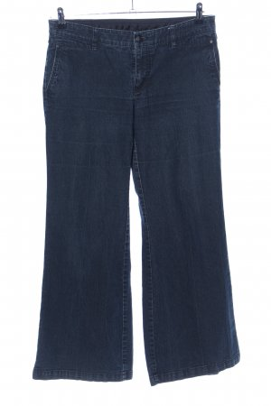 Street One Boot Cut Jeans blau Casual-Look