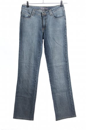 Street One Boot Cut Jeans blue casual look