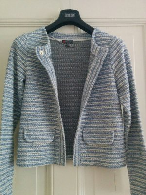Street One Knitted Blazer multicolored