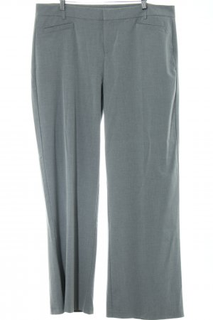 Street One Bundfaltenhose hellgrau Webmuster Business-Look