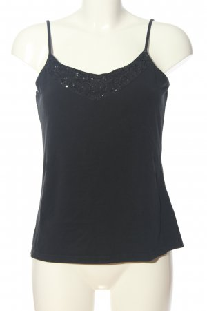Street One Camisole zwart casual uitstraling