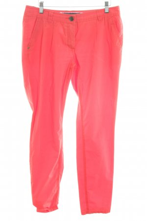 Street One Caprihose rot Casual-Look