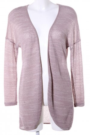 Street One Cardigan pink meliert Casual-Look