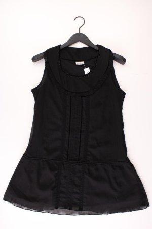 Street One Chiffon Dress black polyester